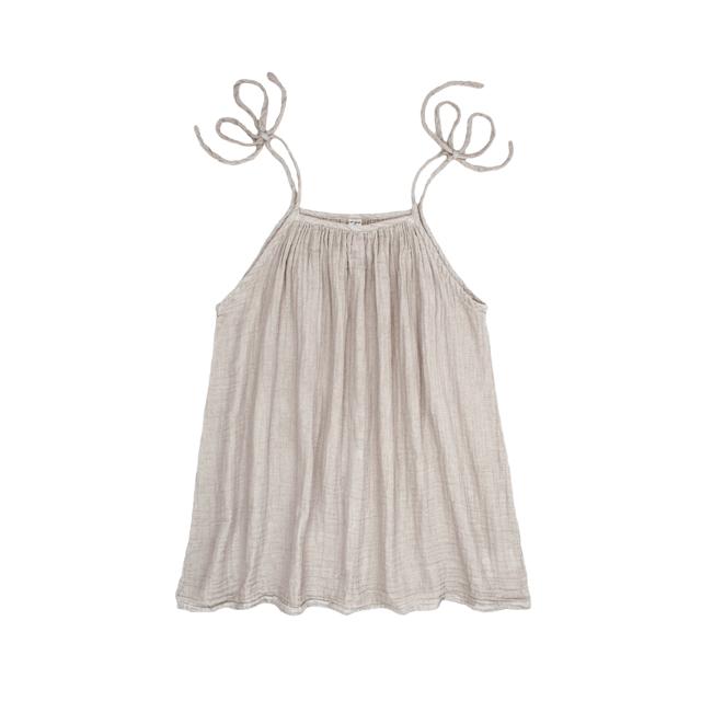 Numero 74 Mia Mum Short Dress Powder