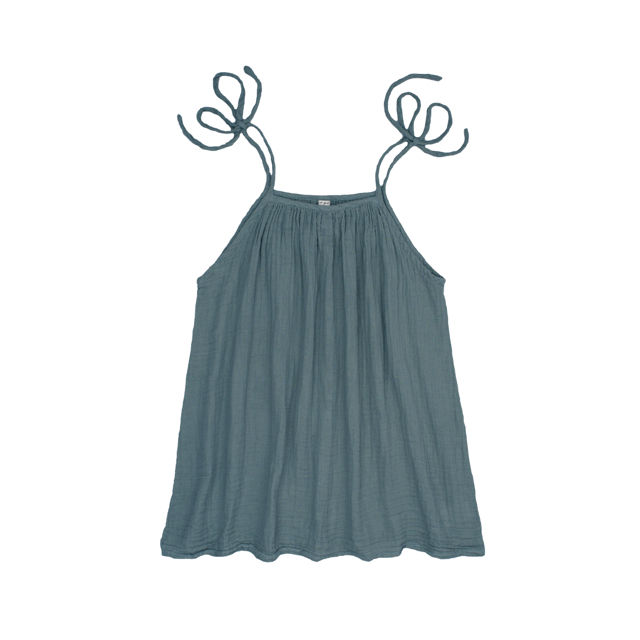 Numero 74 Mia Mum Short Dress Ice Blue