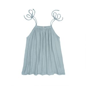 Numero 74 Mia Mum Short Dress Sweet Blue