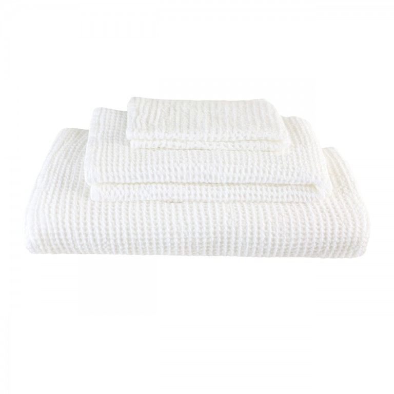 Numero 74 Towel Set White