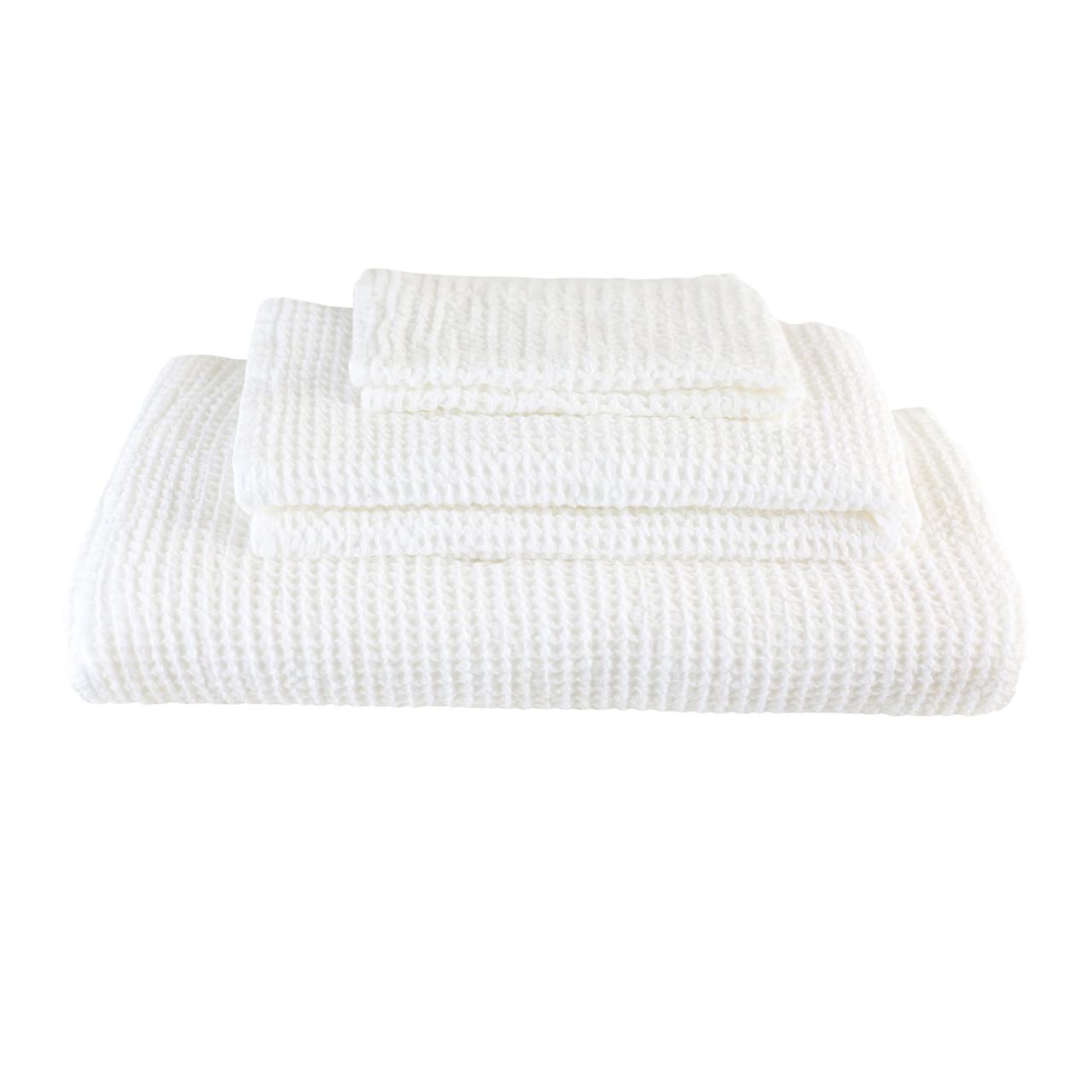 Numero 74 Towel Set White
