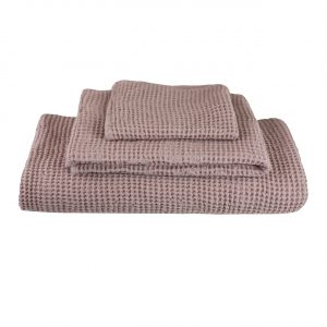 Numero 74 Towel Set Dusty Pink