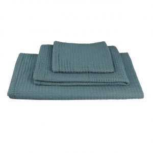 Numero 74 Towel Set Ice Blue