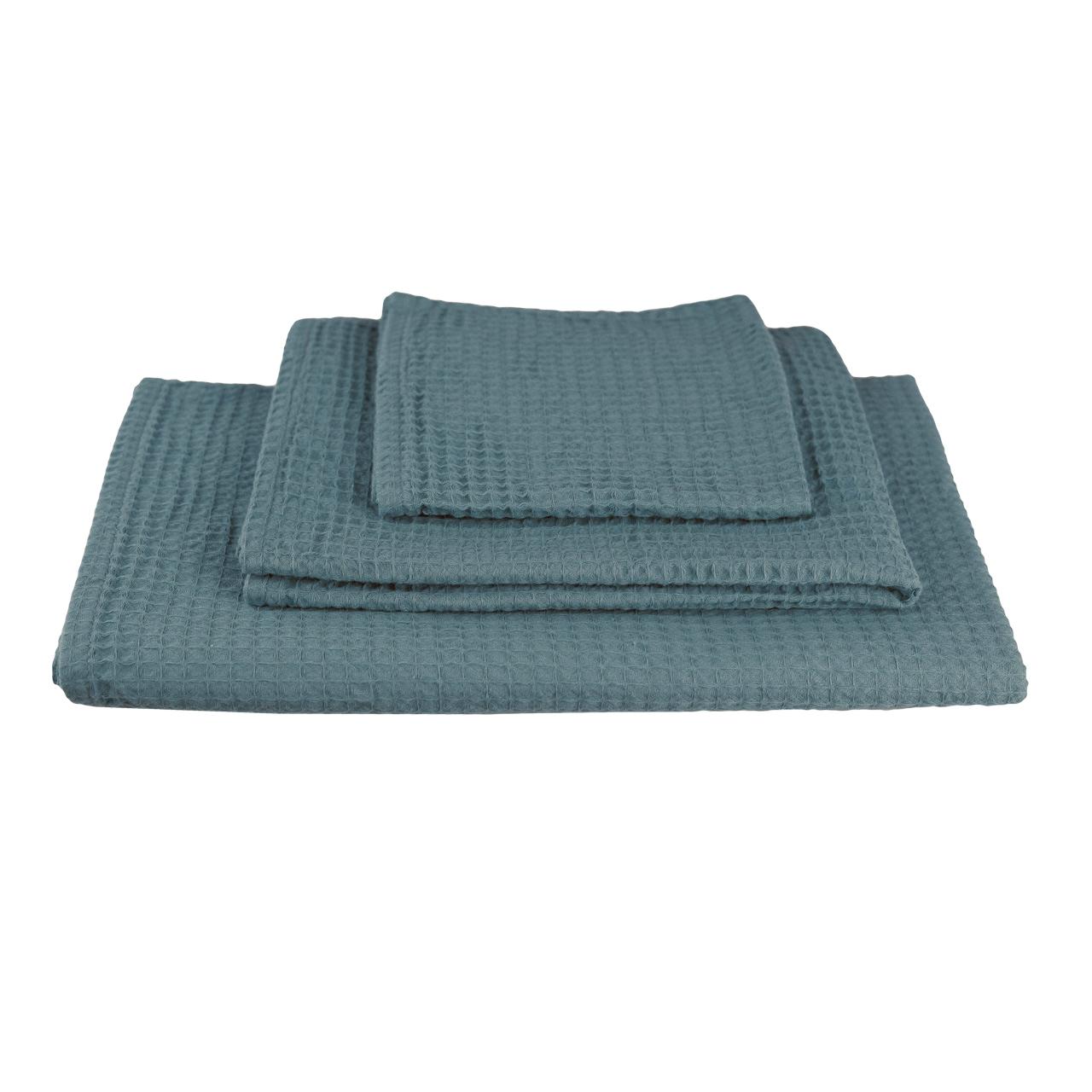 Numero 74 Towel Set Ice Blue