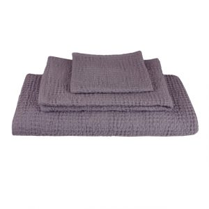 Numero 74 Towel Set Dusty Lilac
