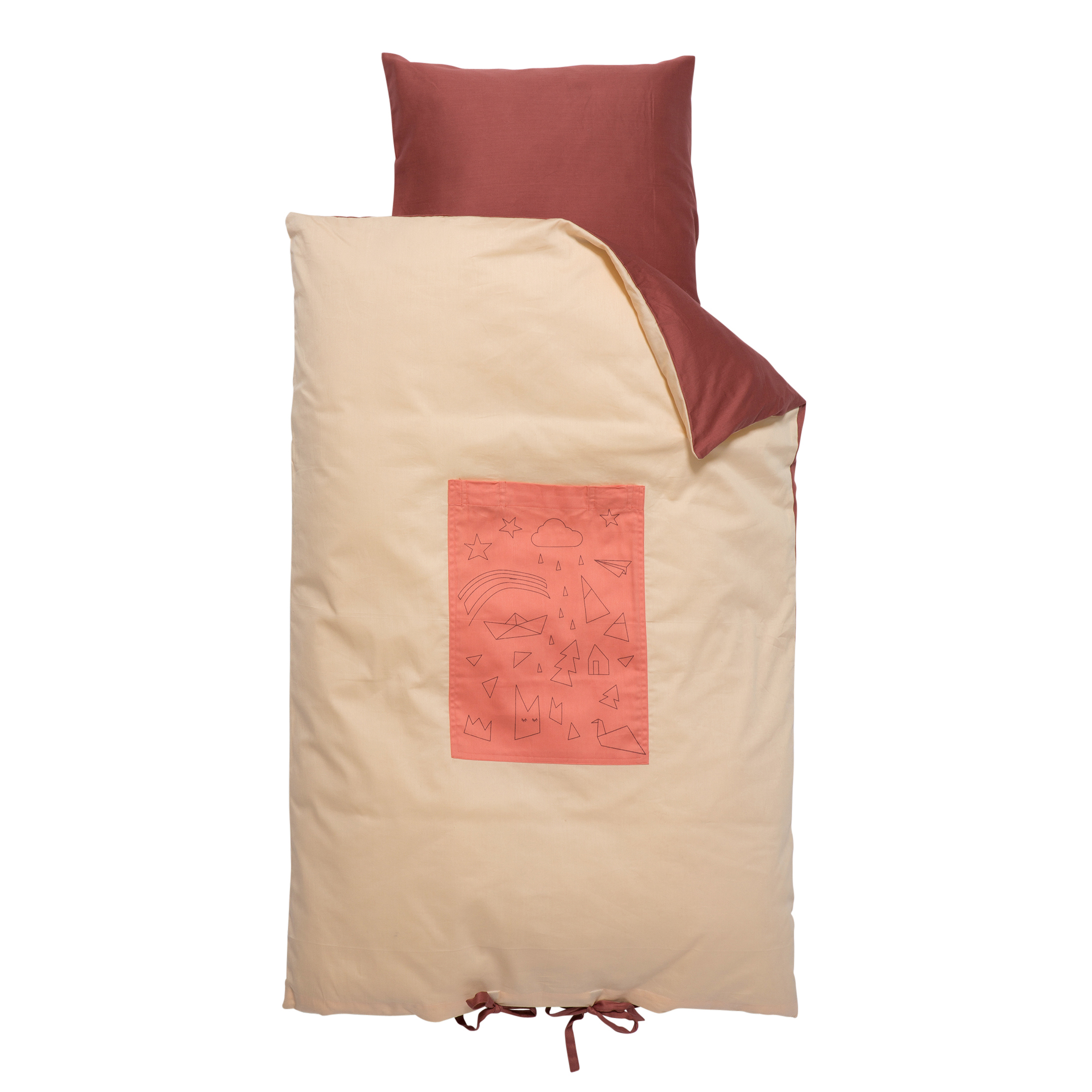 Fabelab Baby Bassinet Bed Cover Dreamer