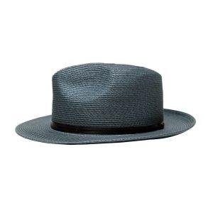 Travaux En Cours Borsalino Hat Slate