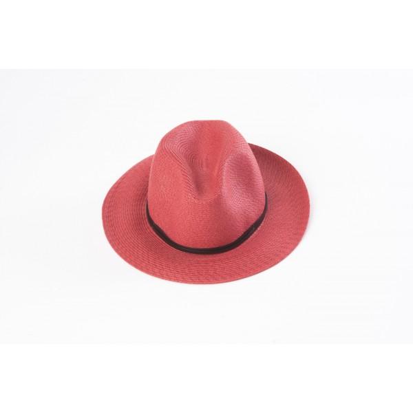 Travaux En Cours Borsalino Hat Raspberry