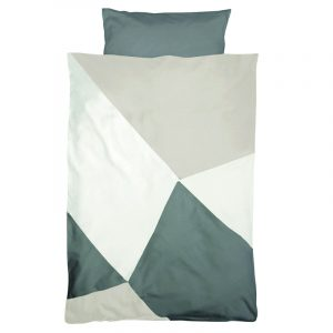 Fabelab Sleepy Junior Cot Quilt Cover Set Dawn