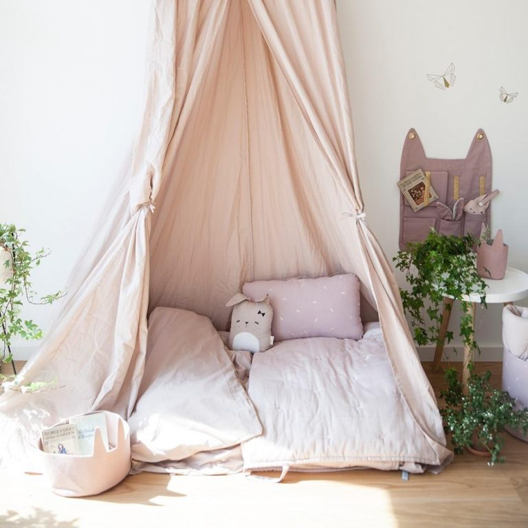 Fabelab Dreamy Bedding Mauve