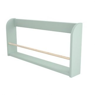 Flexa Play Storage Shelf Mint Green