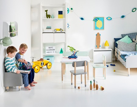 Flexa Kids Bed.Flexa Play Single Bed White Kid