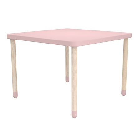 Flexa Play Square Table Rose