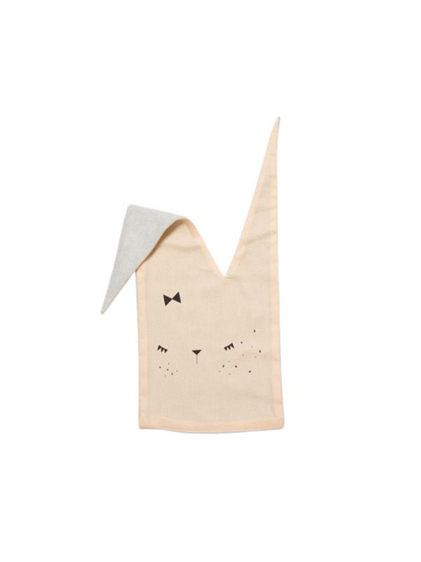 Fabelab Cuddle Comforter Dreamer Bunny Peach