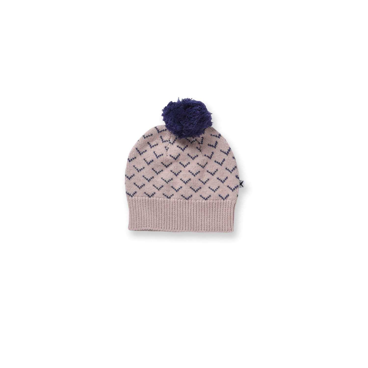 Minti Cable Knit Beanie Oatmeal