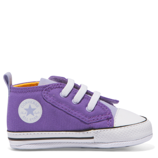 Chuck Taylor First Star Easy Slip Infant Lilac