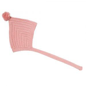 Acorn Kids Beanie Fawne Pink