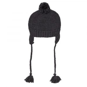 Acorn Kids Beanie London Charcoal