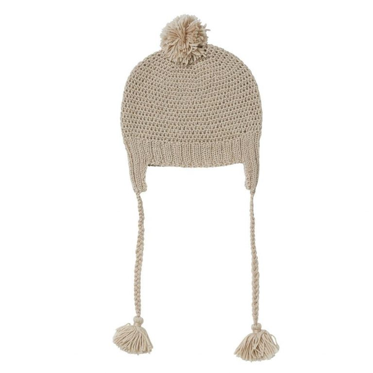 Acorn Kids Beanie London Oatmeal