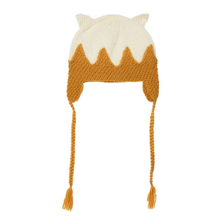 Acorn Kids Beanie Wild Things Cream