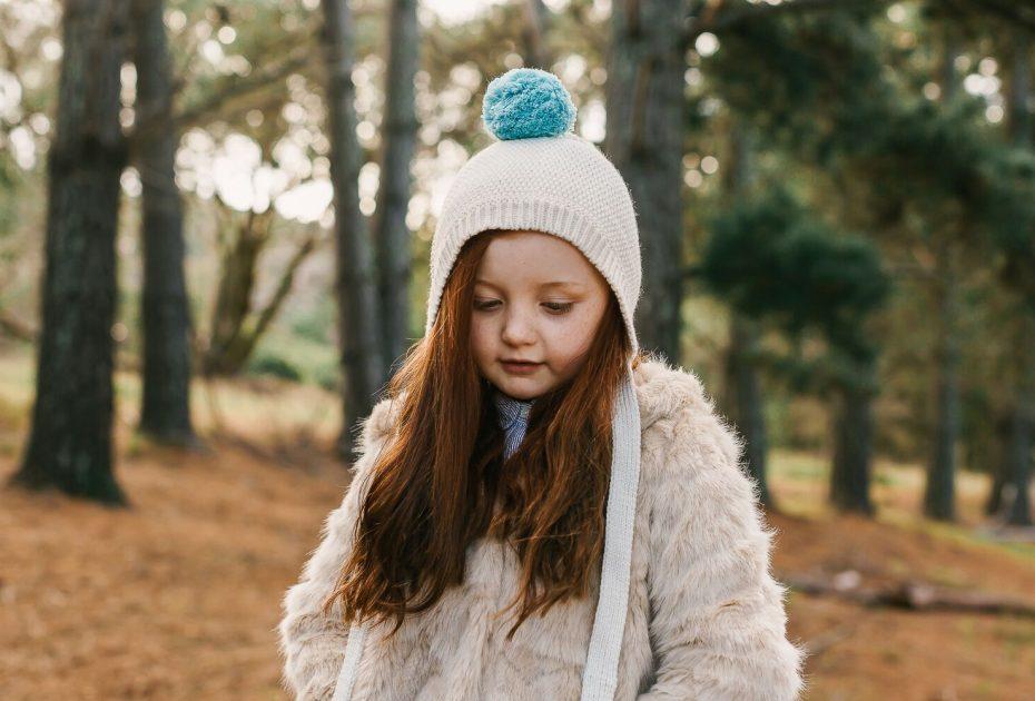 Acorn Kids Beanie Elfin Cream