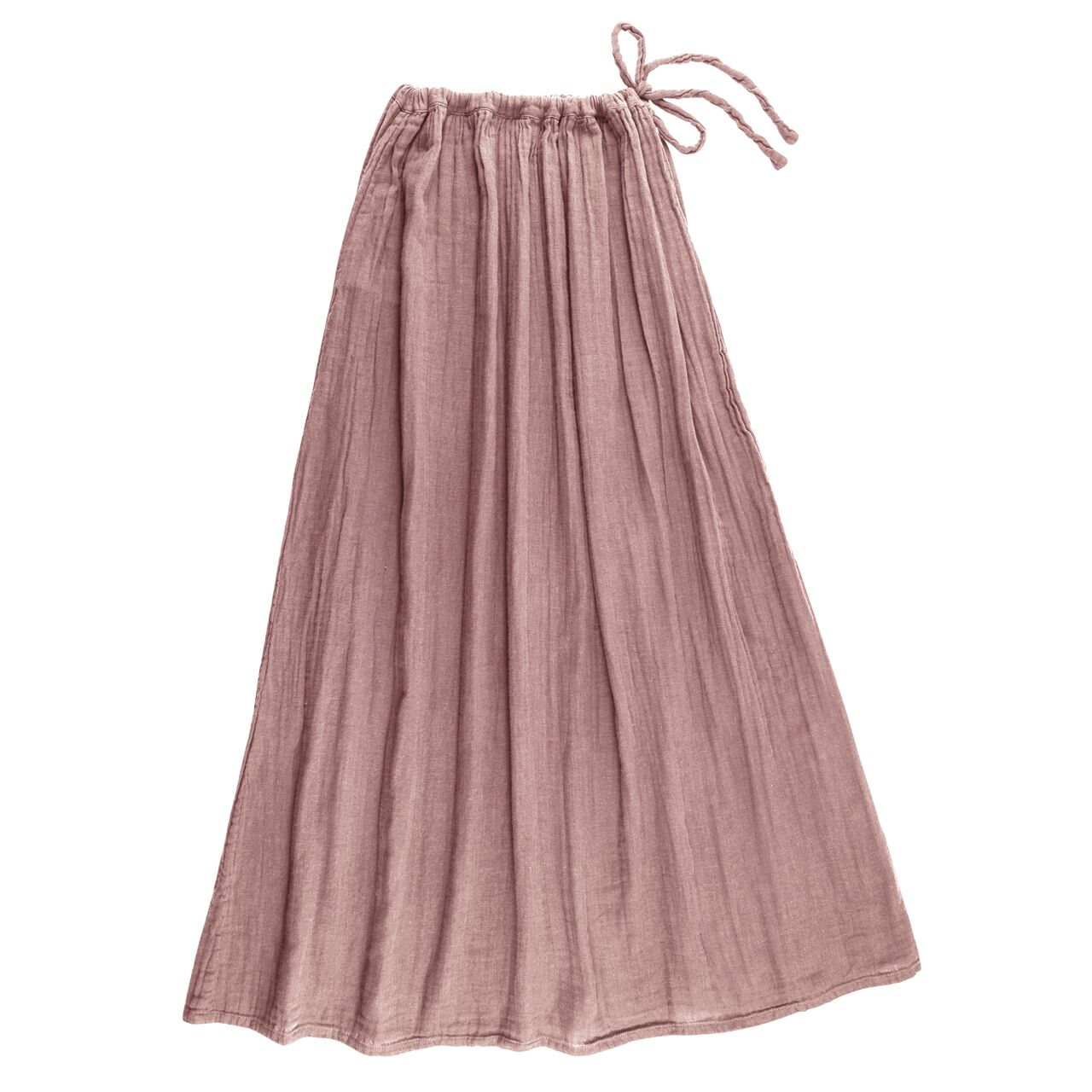 Numero 74 Ava Mum Long Skirt Dusty Pink
