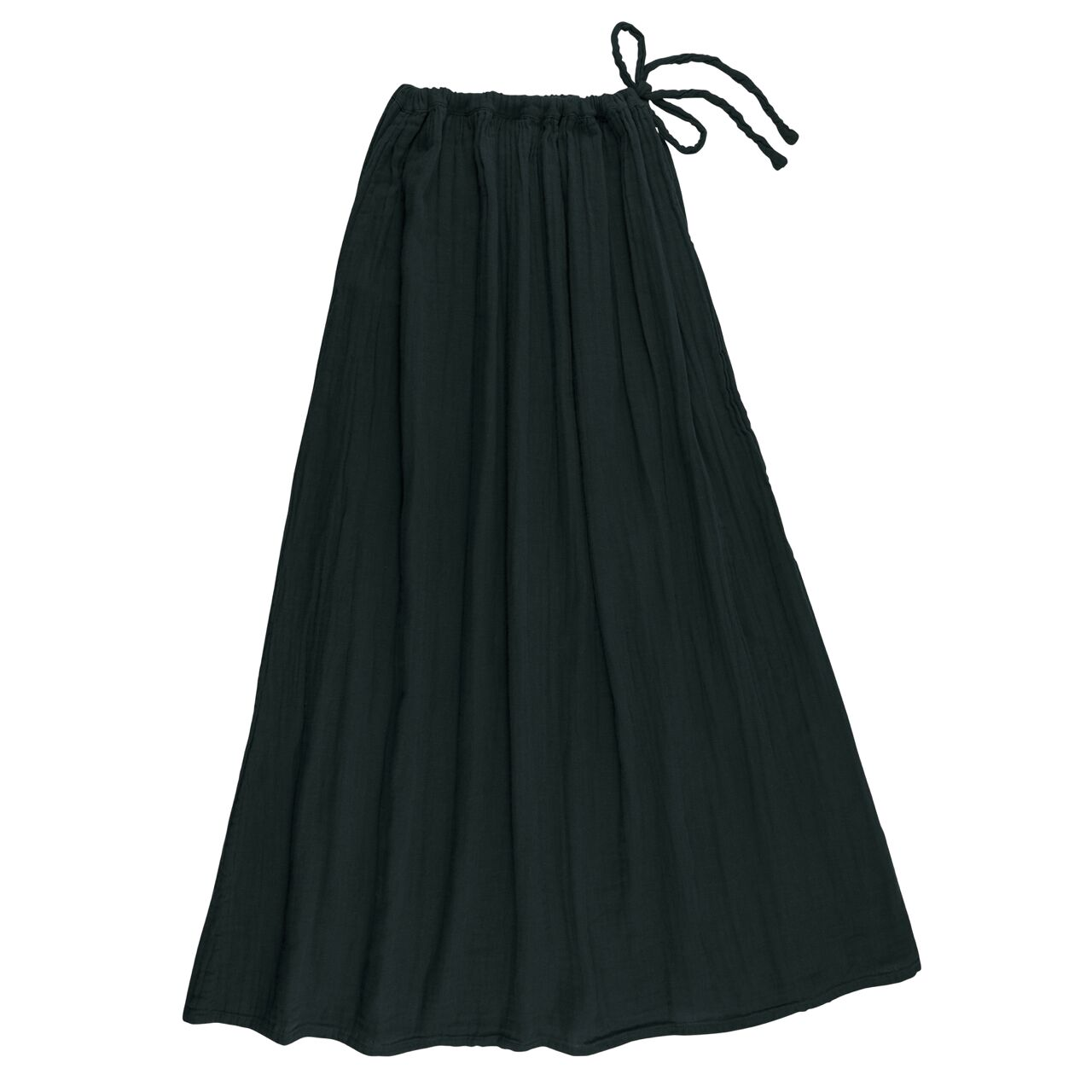 Numero 74 Ava Mum Long Skirt Dark Grey