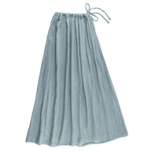 Numero 74 Ava Mum Long Skirt Ice Blue
