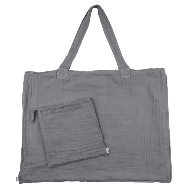Numero 74 Bag & Purse Stone Grey