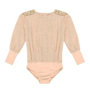 Bella and Lace Bowie Suit Wild Rose