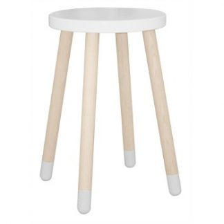 Flexa Play Side Table White
