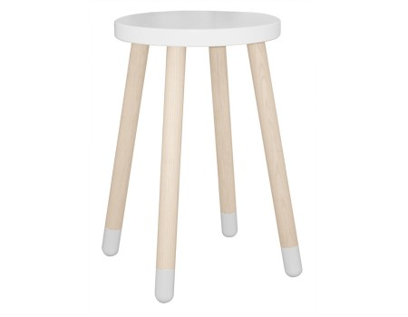 Flexa Play Side Table White