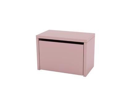 Flexa Play Storage Bench 3 in 1 Rose
