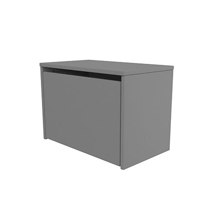 Flexa Play Storage Bench 3 in 1 Urban Grey