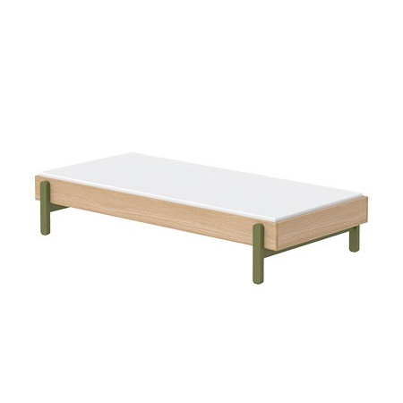 Flexa Popsicle Single Bed Daybed Kiwi