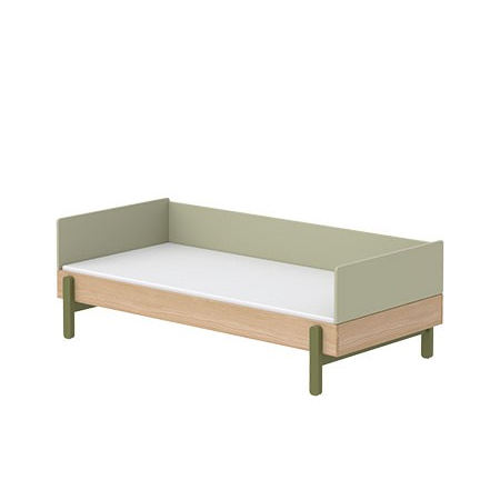 Flexa Popsicle Single Sofa Bed Kiwi