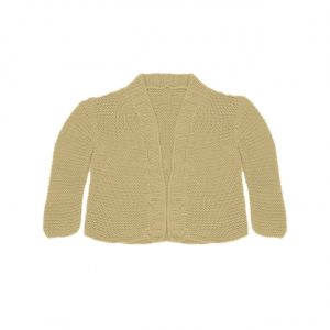 Bella and Lace Gemma Cardigan Stone