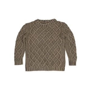 Bella and Lace Marly Jumper Moss Green
