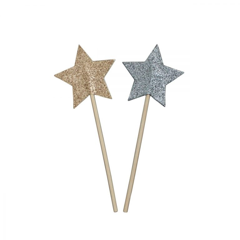 Numero 74 Mini Glitter Star Wand