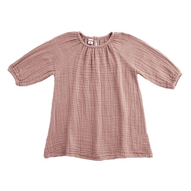 Numero 74 Nina Dress Dusty Pink
