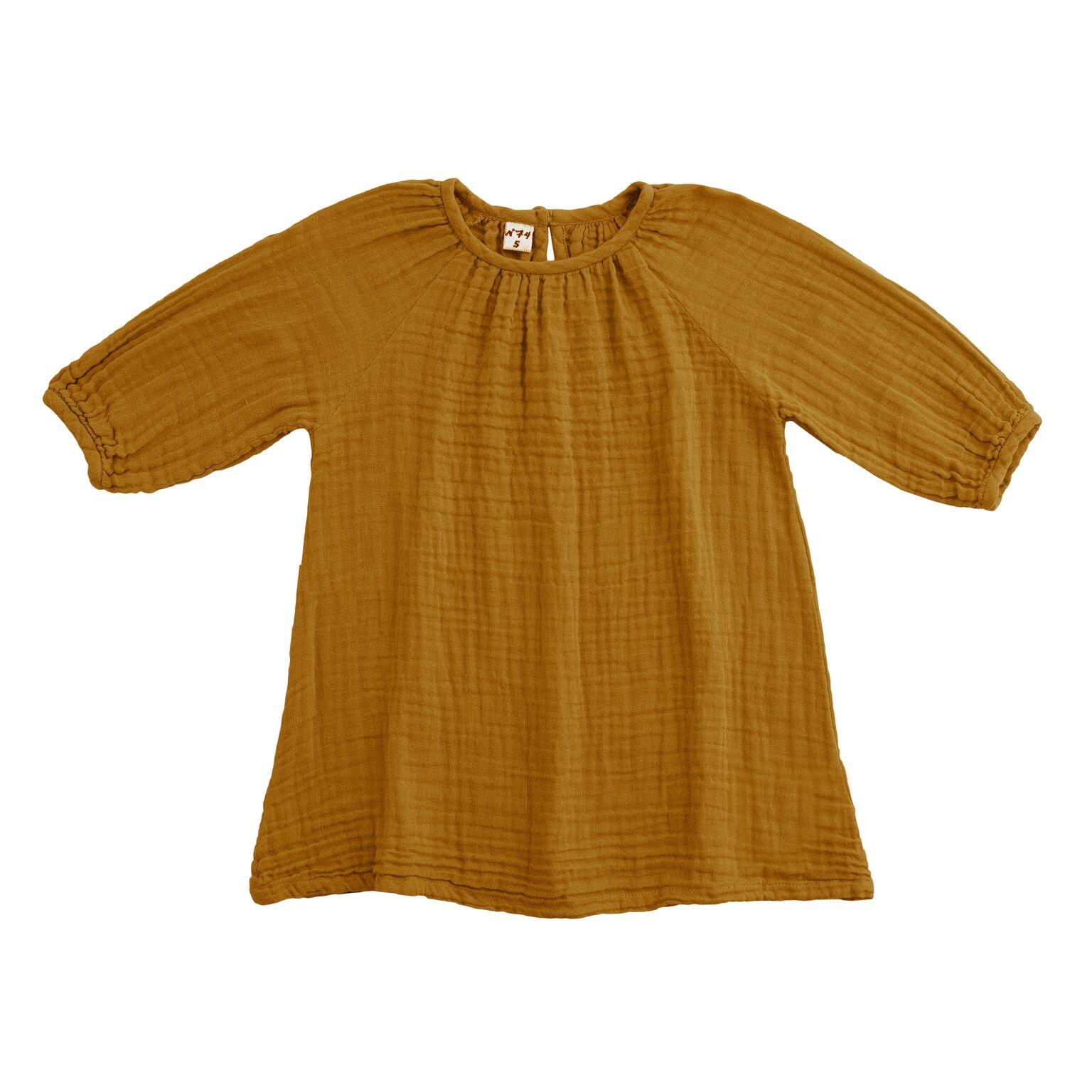 Numero 74 Nina Dress Gold
