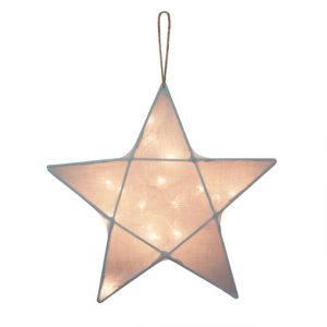 Numero 74 Star Lantern Sweet Blue