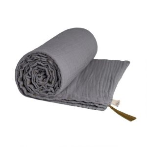 Numero 74 Summer Blanket Stone Grey