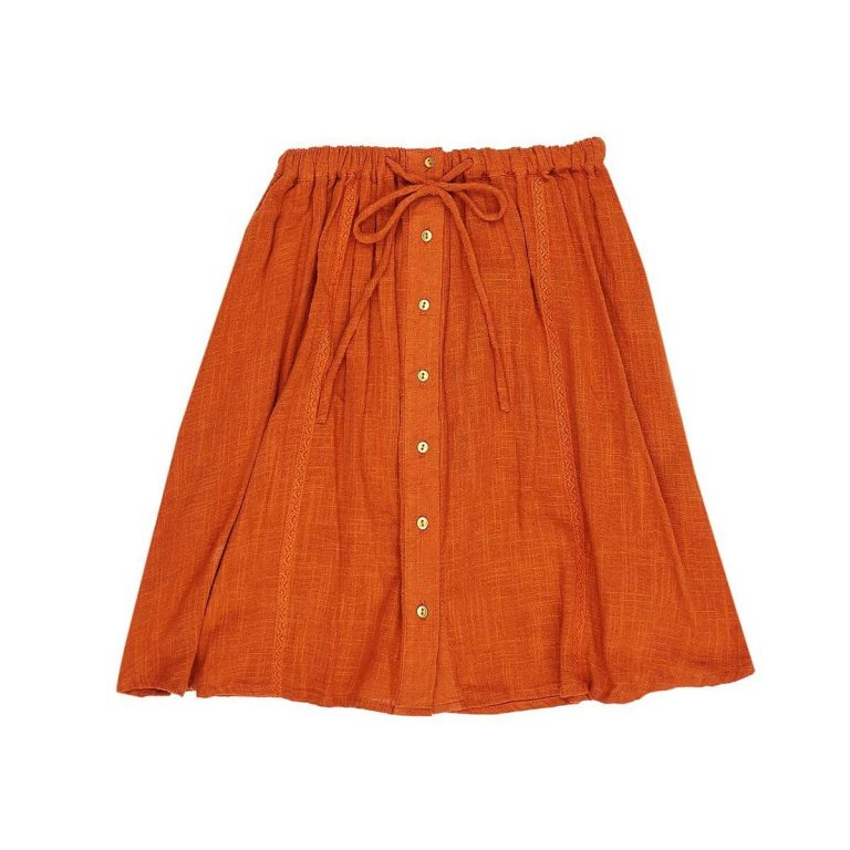 Bella and Lace Sunny Skirt Ginger