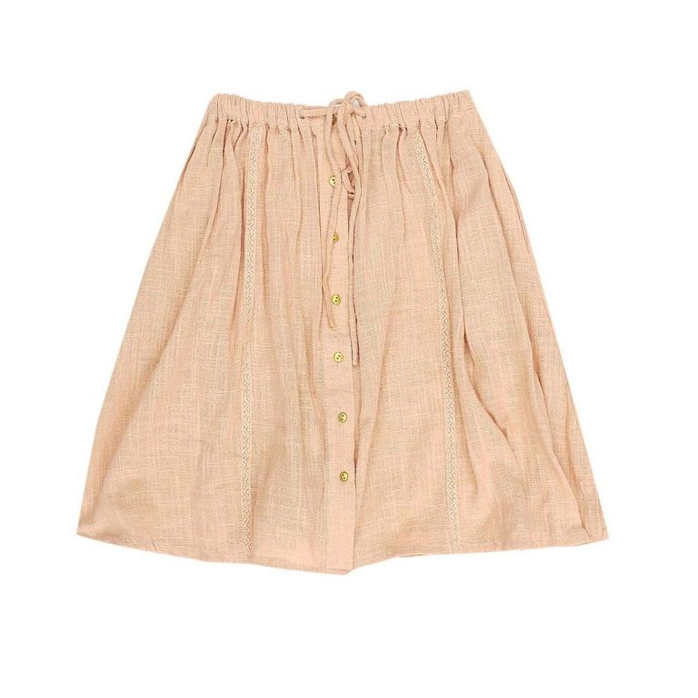 Bella and Lace Sunny Skirt Wild Rose