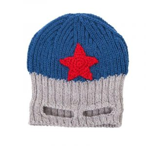 Acorn Kids Fashion Beanie Superhero Star