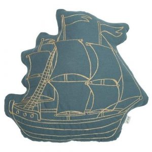 Numero 74 Boat Cushion