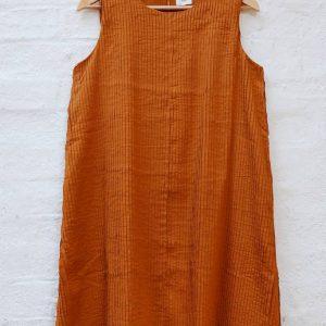 Kin Miki Dress Caramel