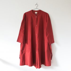 Kin Womens Claude Jacket Dress Rust