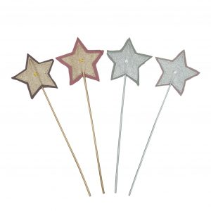 Numero 74 Glitter Star Wand